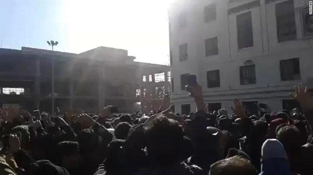 Kerusuhan di Iran, Upaya Membajak Suara Rakyat