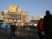 Lusinan Nyawa Melayang Akibat Ledakan Bom Bunuh Diri di Baghdad