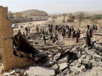 15 Korban Meninggal Akibat Serangan Terbaru Militer Arab Saudi Atas Yaman