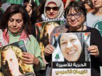 Demonstran Palestina Tuntut Ahed Tamimi Dibebaskan