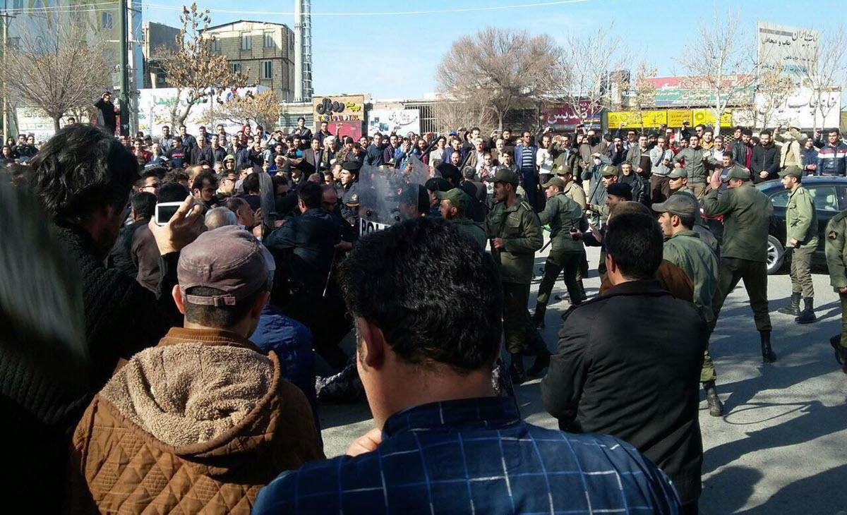 Iran Mulai Kerahkan Pasukan Keamanan Dalam Jumlah Besar, Korban Tak Jatuh Lagi