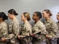 Tentara AS Demo Terkait Pelecehan Seksual di Depan Pentagon