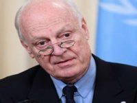 Delegasi PBB Untuk Suriah, De Mistura, Berharap Pada Perundingan Sochi