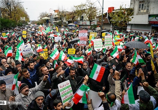 IRGC: Solidaritas Rakyat Dan Aparat Iran Kandaskan Upaya Pengacauan