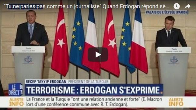 Video: Erdogan Marah Dan Sebut AS Kirim 4000 Truk Senjata Ke Suriah