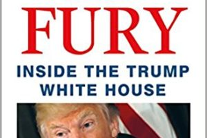 Fire and Fury: Buku yang Menelanjangi Trump