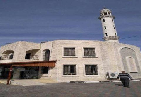 Tak Butuh Listrik Israel, Masjid Pertama Bertenaga Surga Dibangun Di Palestina