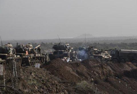 Erdogan: Turki Tidak Akan Mundur Dalam Operasi Afrin