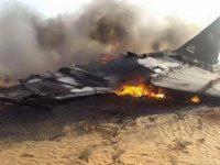 Pasukan Yaman Tembak Jatuh Jet Tempur Saudi