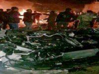 Lima Orang Meninggal Akibat Teror Bom Mobil di Qamishli, Suriah