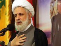 Wakil Sekjen Hizbullah: Lebanon Bukan Lagi Santapan Empuk