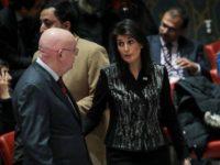 Wakil Rusia Bersitegang dengan Wakil AS di PBB