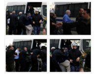 Delegasi AS Disambut dengan Sepatu dan Telur di Palestina