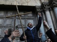 Israel Tunda Aturan Pajak untuk Gereja di Yerussalem