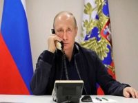 Analis Israel: Amarah Putin Cegah Netanyahu Serang Suriah
