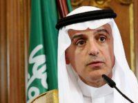 Menlu Saudi Tolak Wacana Pembentukan Aliansi Ala Uni Eropa