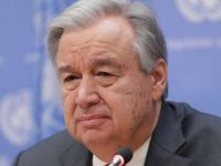 Guterres: Kongres Sochi Refleksikan Suara Rakyat Suriah