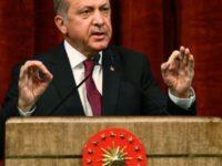 Erdogan Lontarkan Pernyataan Terpedas Untuk Presiden Mesir Dan Putra Mahkota Saudi