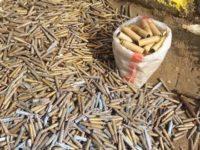 Militer Suriah Temukan Senjata Buatan Israel di Deir Ezzor