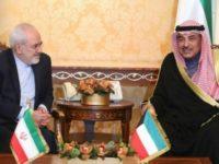 Menlu Iran Gelar Pertemuan Diplomatik di Kuwait