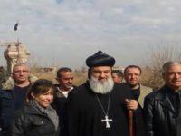 Pimpinan Gereja Kunjungi Masjid dan Gereja di Deir Ezzor, Suriah