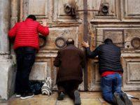Kena Pajak Israel, Gereja Palestina Ini Tutup Tempat