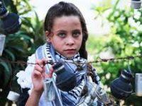 Ini Wartawati Cilik yang Ciutkan Nyali Israel