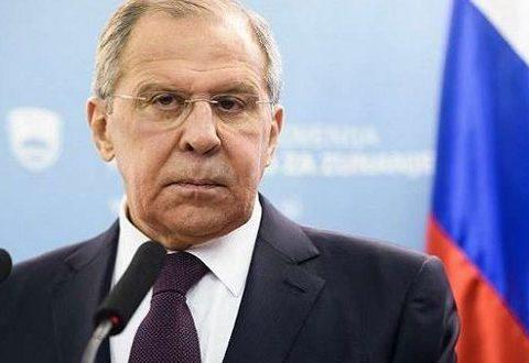 Lavrov: Intervensi AS Hambat Perdamaian di Suriah