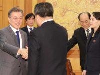 Kim Jong-un Undang Presiden Korsel Berkunjung
