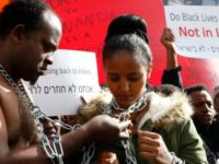 Israel Paksa Imigran Afrika Tinggalkan Wilayahnya