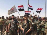 Dalam 2 Hari, Tentara Suriah Habisi 140 Teroris