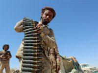 Pertempuran Houthi Yaman Melawan Tentara Saudi Telan Puluhan Korban Jiwa