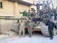 Pasukan Suriah Berhasil Taklukkan Para Teroris di Kota Haza, Ghouta Timur