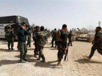 Kelompok Militan Mulai Tinggalkan Kota Ghouta Secara bertahap