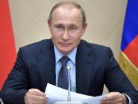 Putin: Kami Tak Akan Jual Warga Kami ke AS!