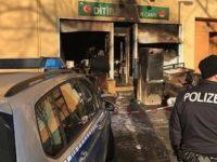 Teroris Bakar Masjid Turki di Berlin