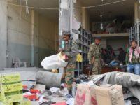 Afrin Dijarah Usai Masuknya Milisi Dukungan Turki