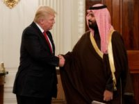Bin Salman Ingin AS Bertahan di Suriah