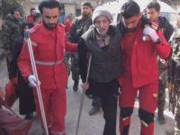 Warga Sipil Tinggalkan Ghouta Timur Melalui Jalur Aman