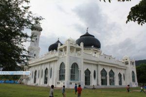 Masjid Rahmatullah, Tanda Kebesaran Allah di Tsunami Aceh