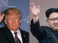 Trump dan Kim Jong-un Akan Bertemu Pada Bulan Mei