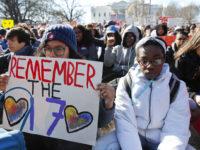 Demo Kebijakan Senjata, Siswa AS Mogok Belajar