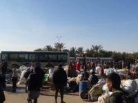 Ratusan Pengungsi Suriah Telah Kembali ke Rumah Mereka di Deir Ezzor