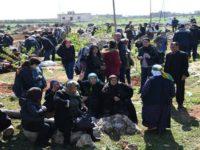 PBB: Hampir 170.000 Orang Telah Mengungsi Akibat Agresi Turki di Afrin