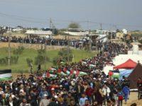 Unjuk Rasa Anti-Pendudukan Kembali Digelar di Jalur Gaza