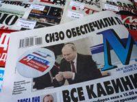 Barat Bungkam, Saat Para Pemimpin Dunia Ucapkan Selamat kepada Putin