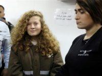Ahed Tamimi Divonis 8 Bulan Penjara