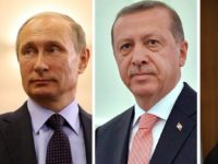 Putin dan Erdogan Diskusikan Persiapan Pertemuan Rusia-Turki-Iran di Ankara