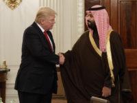 Demi Meraup Uang Saudi, Trump Tetap Bela Bin Salman Soal Pembunuhan Khashoggi