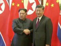 Kim Jong-un Temui Xi Jinping di Cina